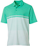 Walter Hagen Engineered Stripe Polo