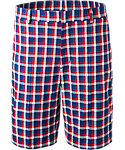 Walter Hagen Americana Plaid Shorts