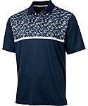 Walter Hagen Topsail Chest Print Polo