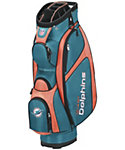 Wilson Miami Dolphins NFL Cart Bag