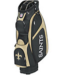 Wilson New Orleans Saints Cart Bag