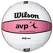 Wilson AVP Replica Pink Indoor/Outdoor Volleyball