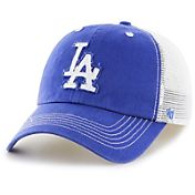 '47 Men's Los Angeles Dodgers Taylor Closer Royal Fitted Hat