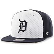 '47 Men's Detroit Tigers Navy Backboard Adjustable Snapback Hat