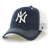 '47 Men's New York Yankees Taylor Closer Navy Fitted Hat