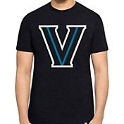 '47 Men's Villanova Wildcats Navy Logo Club T-Shirt