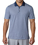 adidas climachill Heather Microstripe Polo