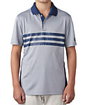 adidas 3-Stripes Chest Print Polo