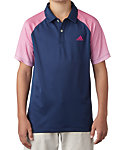 adidas Boys' Novelty Polo