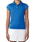 adidas Girls' Micro Dot Polo