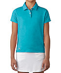 adidas Girls' Essential Polo