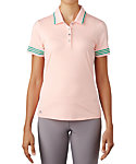 adidas Women's 3-Stripes Tipped Polo