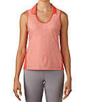 adidas Women's climachill Fashion Sleeveless Polo