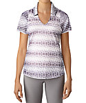 adidas Women's Merch Print Polo