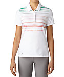 adidas Women's Merch Stripe Polo