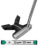 Toulon Design Indianapolis SuperStroke Mid Slim 2.0 Putter