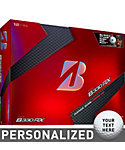 Bridgestone TOUR B330RX Personalized Golf Balls - Limited Edition B Mark (12 Pack)