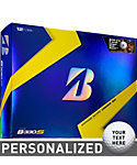Bridgestone TOUR B330S Personalized Golf Balls - Limited Edition B Mark (12 Pack)