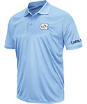 Colosseum Athletics Men's North Carolina Tar Heels Carolina Blue Performance Polo