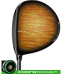 Cobra KING F7 Driver - Limited Edition Wood Grain