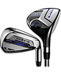 Cobra MAX Hybrids/Irons - Graphite/Steel