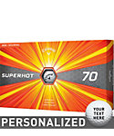 Callaway Superhot 70 Personalized Golf Balls - 15 Pack