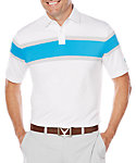 Callaway OptiDri Chest Stripe Polo