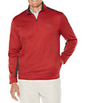 Callaway 1/4-Zip Color Block Fleece