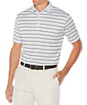 Callaway Heather Stripe Polo