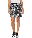 Callaway OptiStretch Two Tone Floral Skort