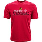 Levelwear Youth 2017 NHL Stanley Cup Playoffs Chicago Blackhawks Red T-Shirt