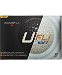Maxfli UFli Soft Golf Balls - 12 Pack