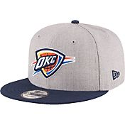 New Era Men's Oklahoma City Thunder 9Fifty Adjustable Snapback Hat