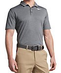 Nike Breathe Heather Polo