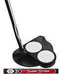 Odyssey O-Works 2-Ball SuperStroke Pistol GT Tour Putter