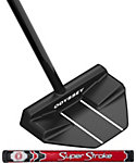 Odyssey O-Works Black #2M CS SuperStroke Mid Slim 2.0 Putter