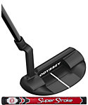 Odyssey O-Works Black 330M SuperStroke Mid Slim 2.0 Putter