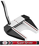 Odyssey O-Works #7 SuperStroke Pistol GT Tour Putter