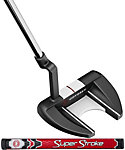 Odyssey O-Works V-Line Fang CH SuperStroke Mid Slim 2.0 Putter