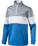 PUMA Boys' PWRWARM Jr. 1/4-Zip