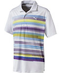PUMA Boys' Pixel Polo