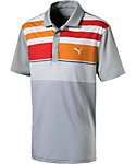PUMA Boys' Road Map Asym Jr. Polo