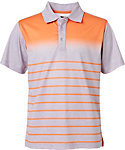 Slazenger Boys' Colorblock Stripe Polo