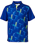 Slazenger Boys' All Over Printed Polo