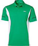 Slazenger Contender Mixed Media Colorblock Polo