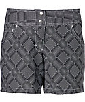 Slazenger Women's Structure Collection Printed Shorts