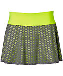 Slazenger Triad Collection Perf Flounce Skort