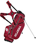 Sun Mountain Three 5 Oklahoma Sooners Stand Bag