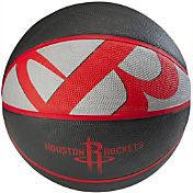 Spalding Houston Rockets Full-Sized Court Side Basketball
