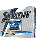Srixon Q-STAR TOUR Golf Balls - 12 Pack